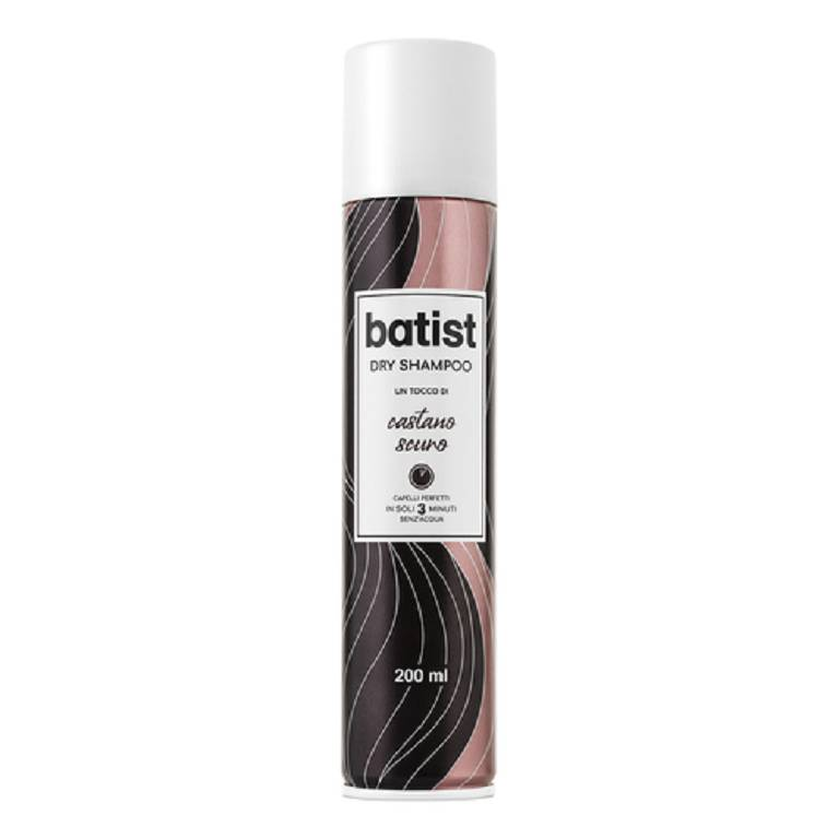 BATIST SH SECCO CAST SCU 200ML