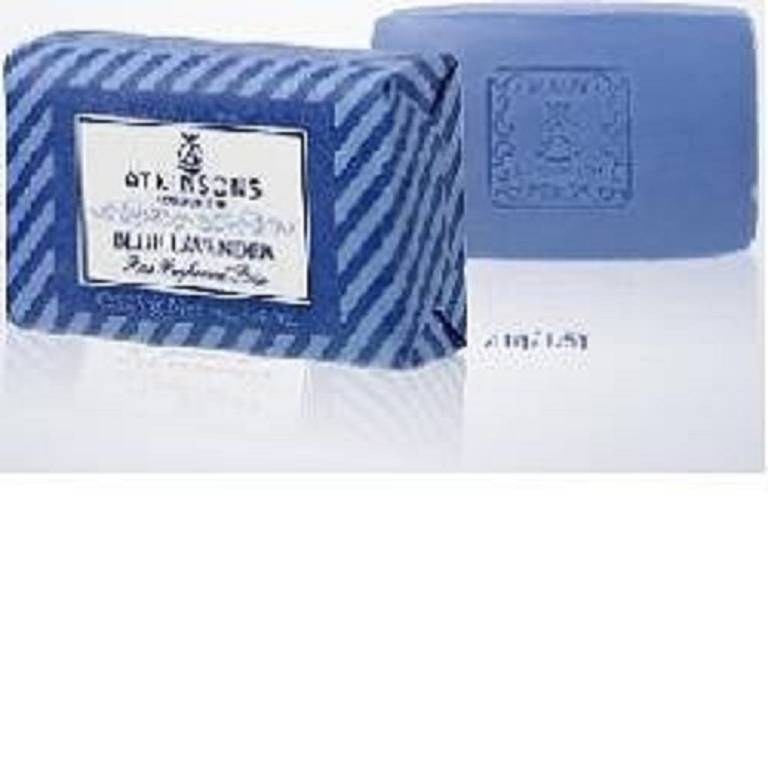 BLUE LAVENDER SOAP 125G