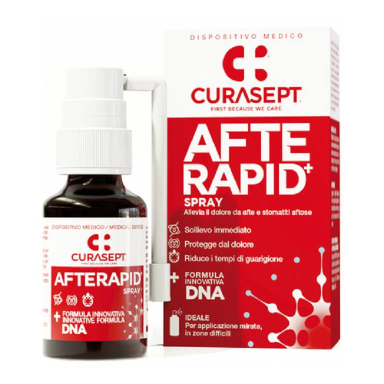 CURASEPT SPRAY AFTE RAPID 15ML