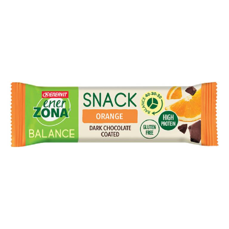 ENERZONA SNACK ORANGE 33G