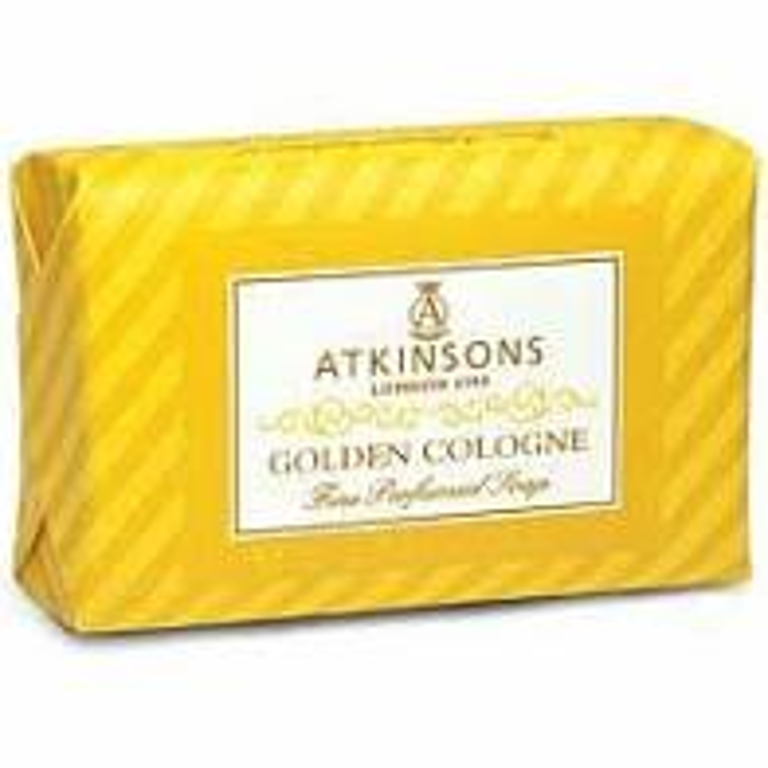 GOLDEN COLOGNE SOAP 125G