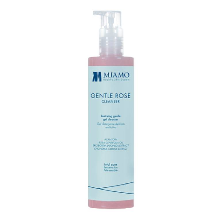 MIAMO GENTLE ROSE CLEANSER