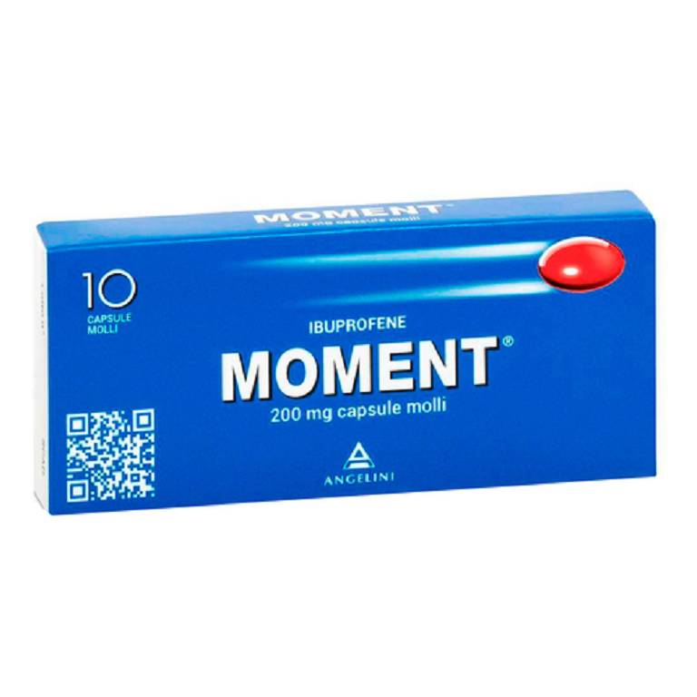 MOMENT*10CPS MOLLI 200MG