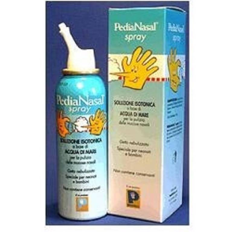 PEDIANASAL SPRAY NASALE 100ML