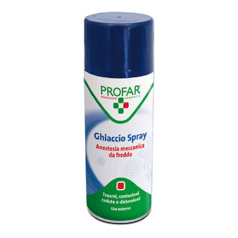 PROFAR GHIACCIO SPRAY 400ML