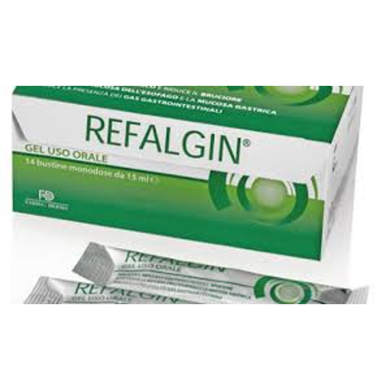 REFALGIN GEL OS 14BUST 15ML