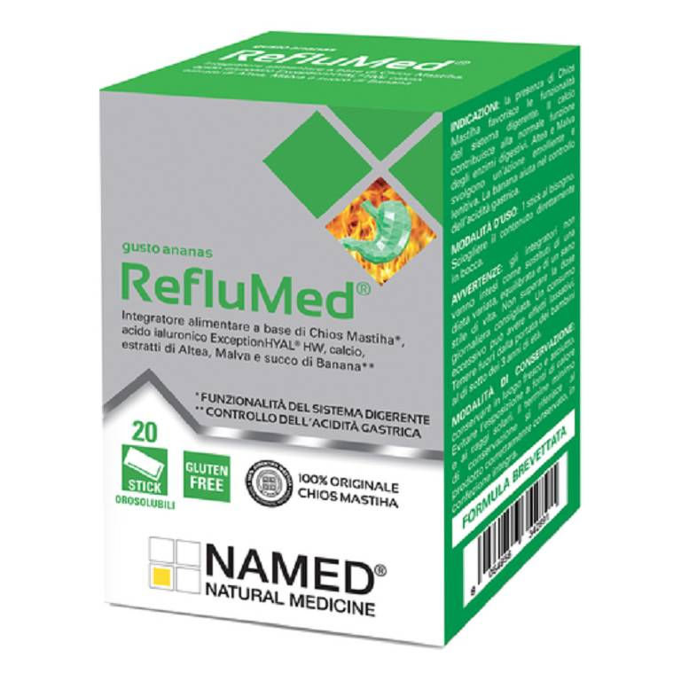 REFLUMED ANANAS 20STICK