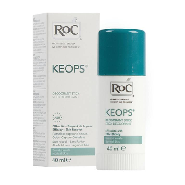 ROC KEOPS DEOD STICK 40ML