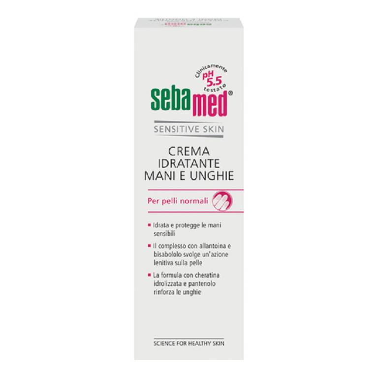 SEBAMED CREMA MANI UNGHIE 75ML
